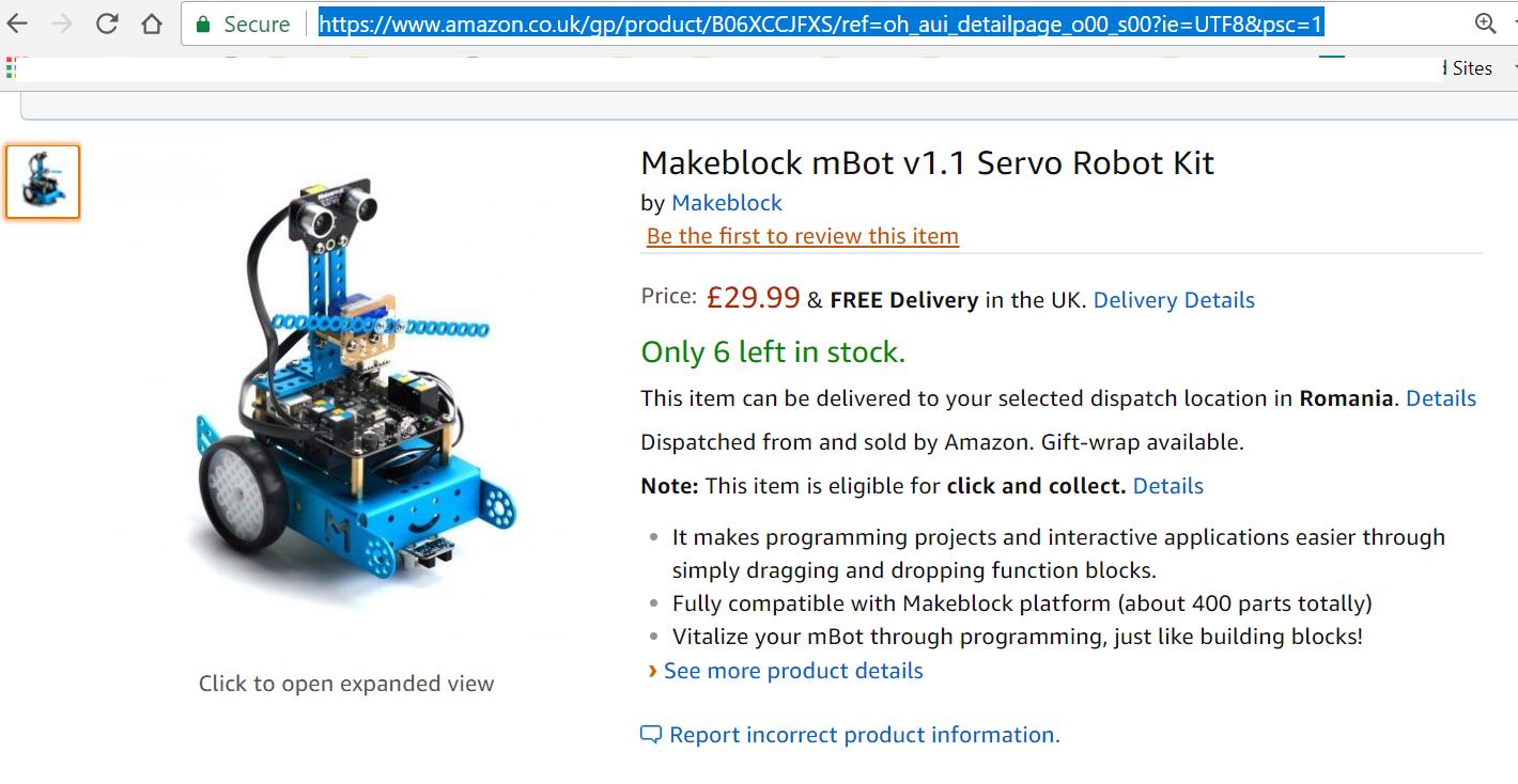 ce robot să cumpere pentru a face bani