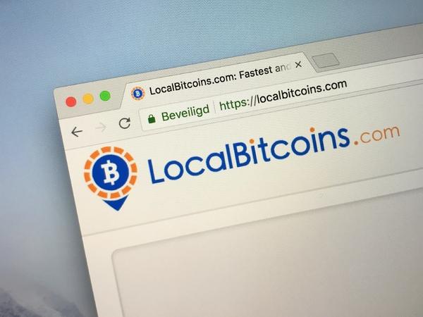 bitcoin localbitcoins