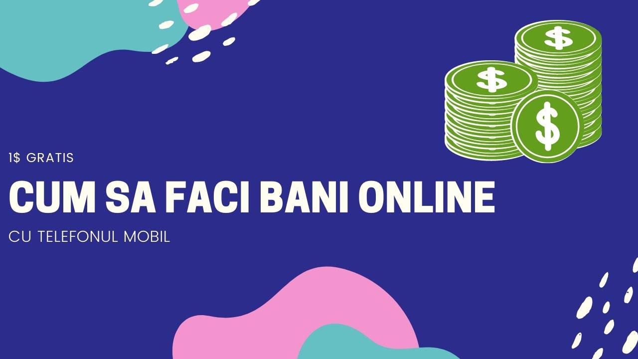 cum să faci bani pe internet la 12 opțiuni binare cu un depozit de 1 dolar
