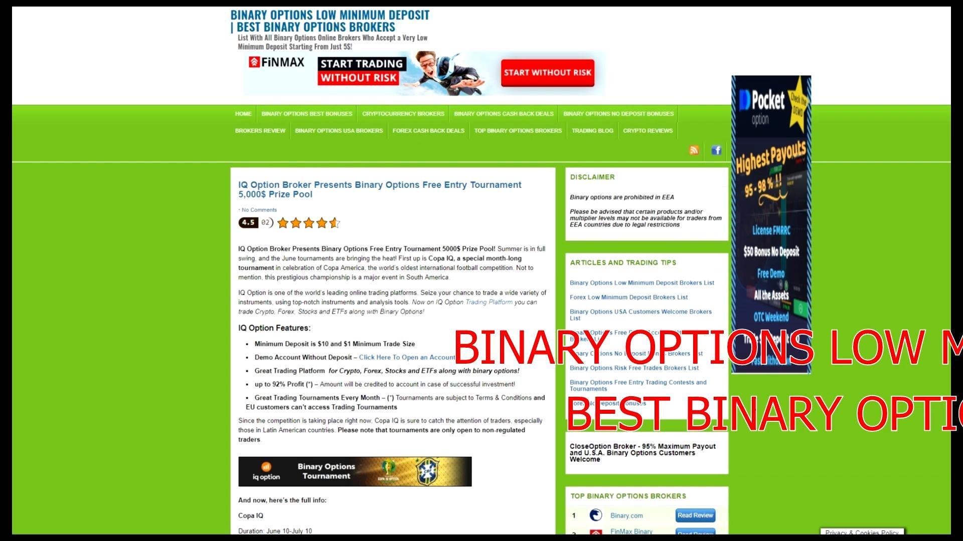 site de investiții pe internet