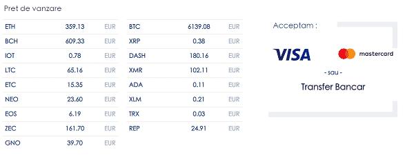 cumpăra curs bitcoin ce plătesc opțiunile binare