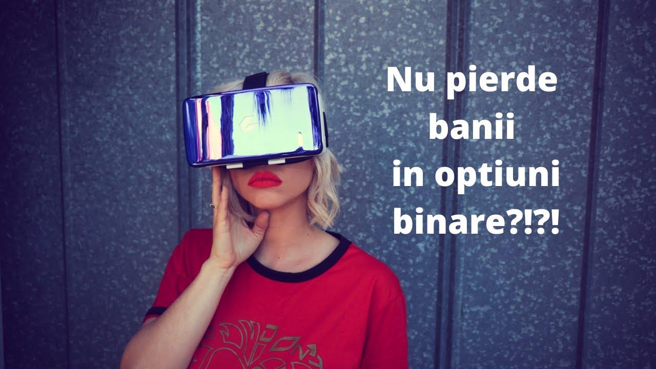 opțiuni binare experiența mea ce ar trebui să știe un comerciant de opțiuni binare