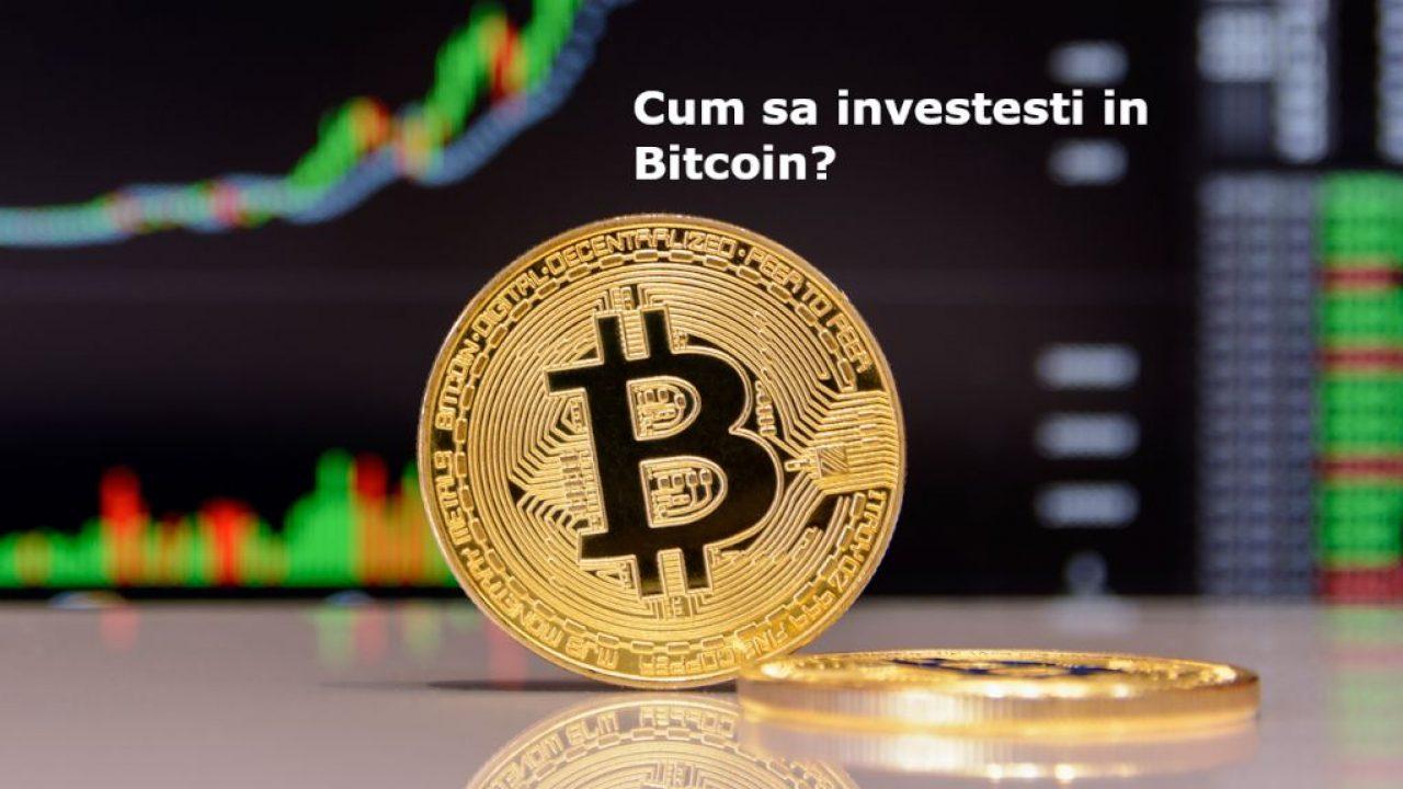 cum să investești corect în bitcoin poziția m pe opțiuni