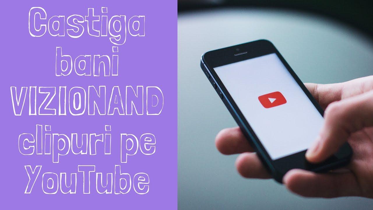 Cum faci bani pe YouTube și devii vlogger profesionist