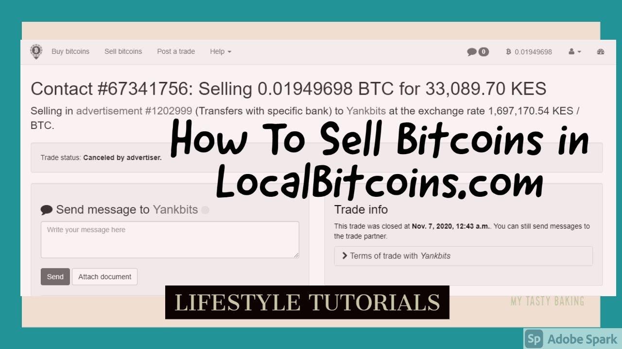 site- ul localbitcoins cum să lucrați la opțiuni binare pentru un începător