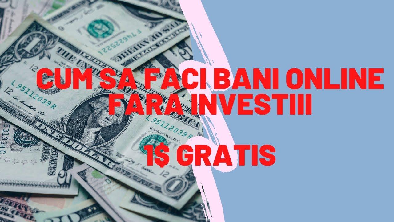 faceți bani rapid fără investiții comerțul cu satoshi