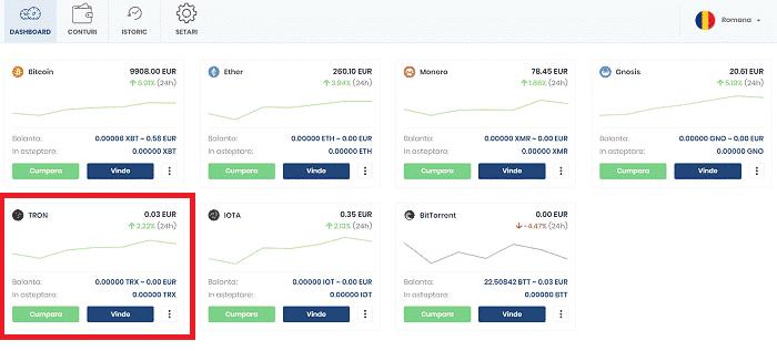 urmăriți tranzacția bitcoin câștiguri neobișnuite de bani online
