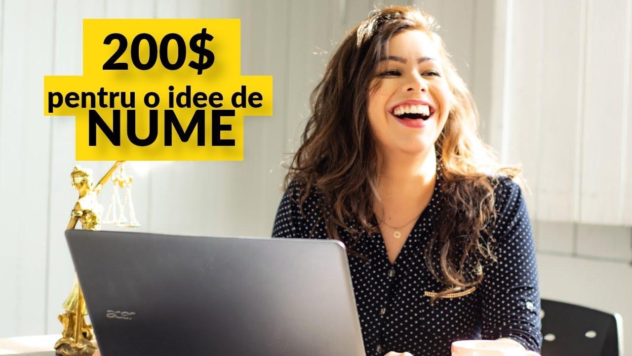 cele mai bune tipuri de câștiguri de pe Internet 2020 face bani ușor video