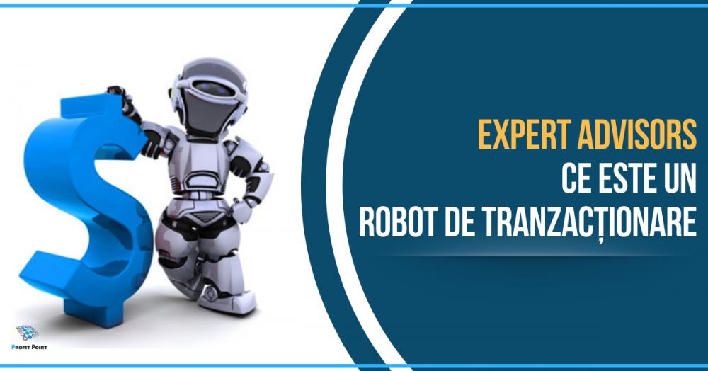 curs video crearea de roboți de tranzacționare