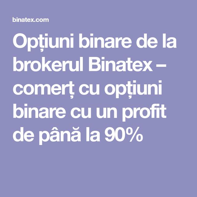 opțiuni binare cu 100 de profit elementele de bază ale strategiilor în tranzacționare