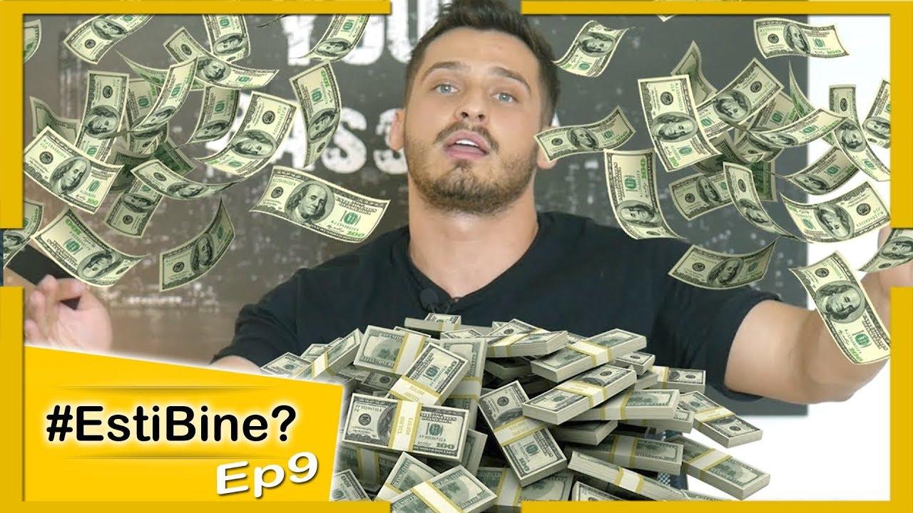 despre cum să faci bani unde și cum să faci o mulțime de bani în