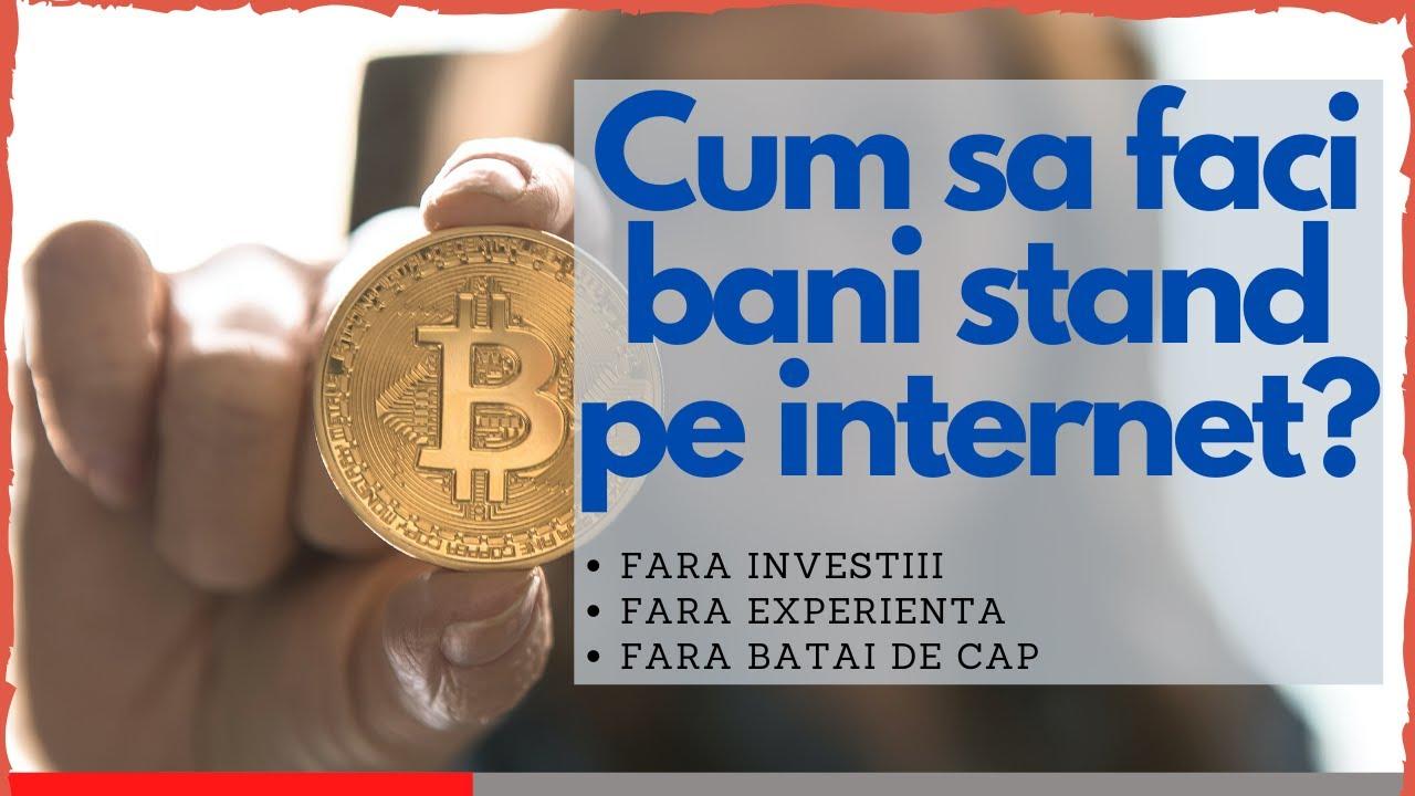 cum să faci bani fără Internet fără investiții