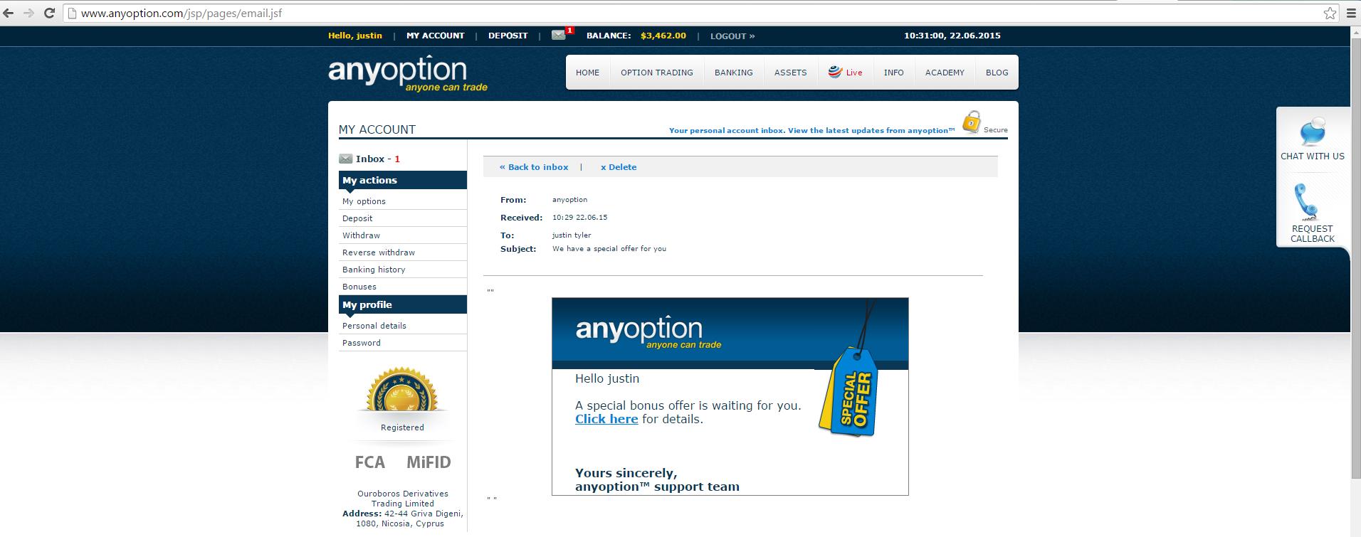 anyoption options binary options