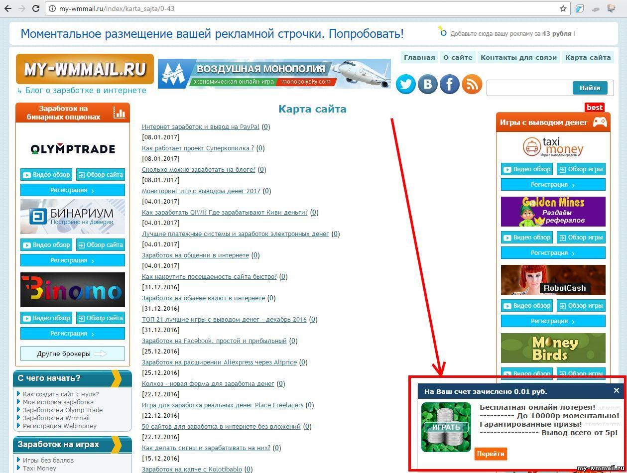 cele mai populare site- uri pentru a câștiga bani pe net
