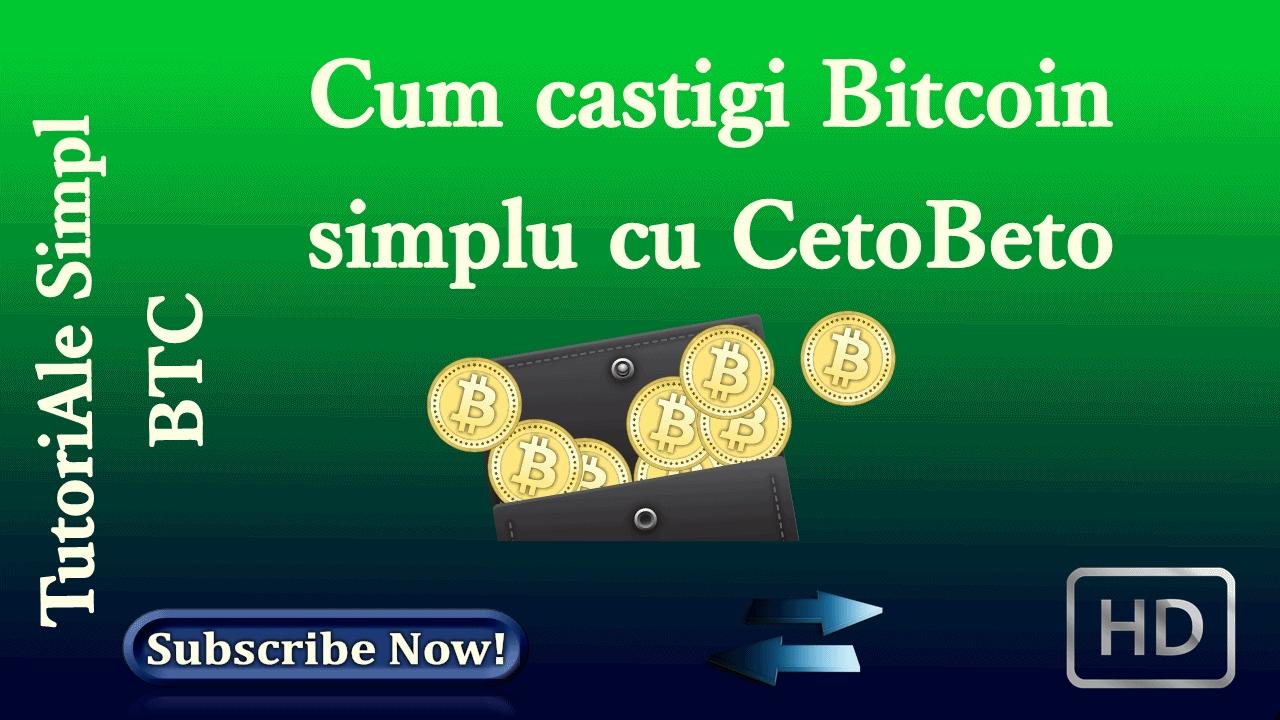 cum câștig bitcoin