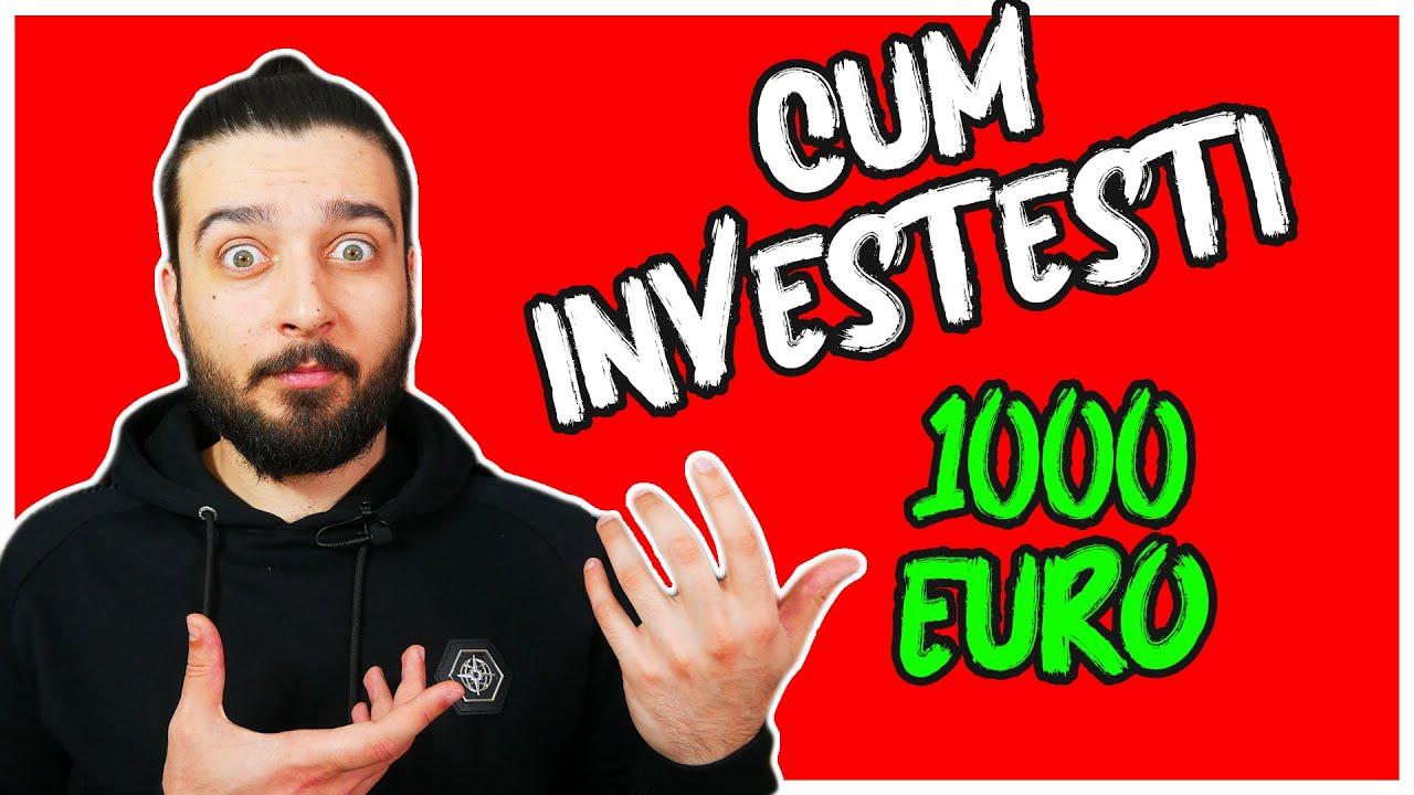 cum să investești bani și să câștigi