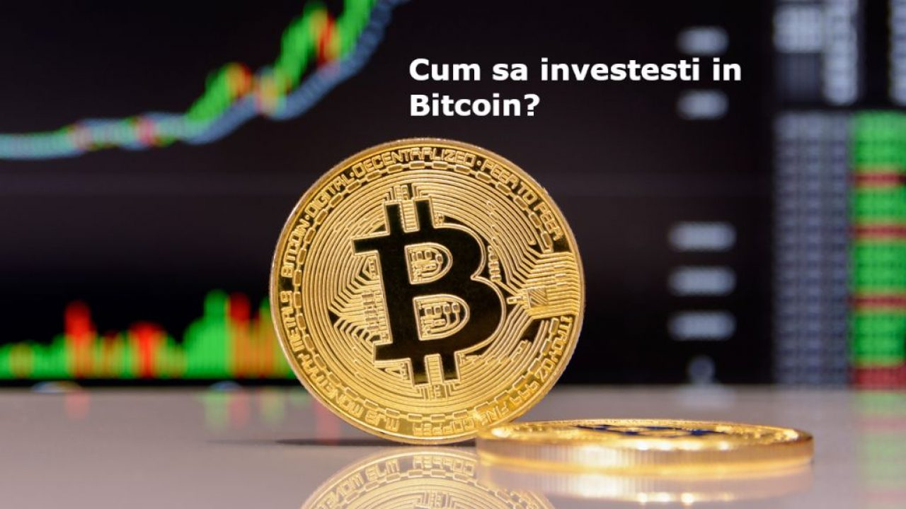Investește cu bitcoin și câștigă în