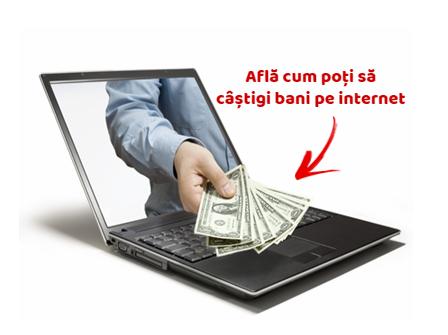 cum și cum să câștigi bani pe internet