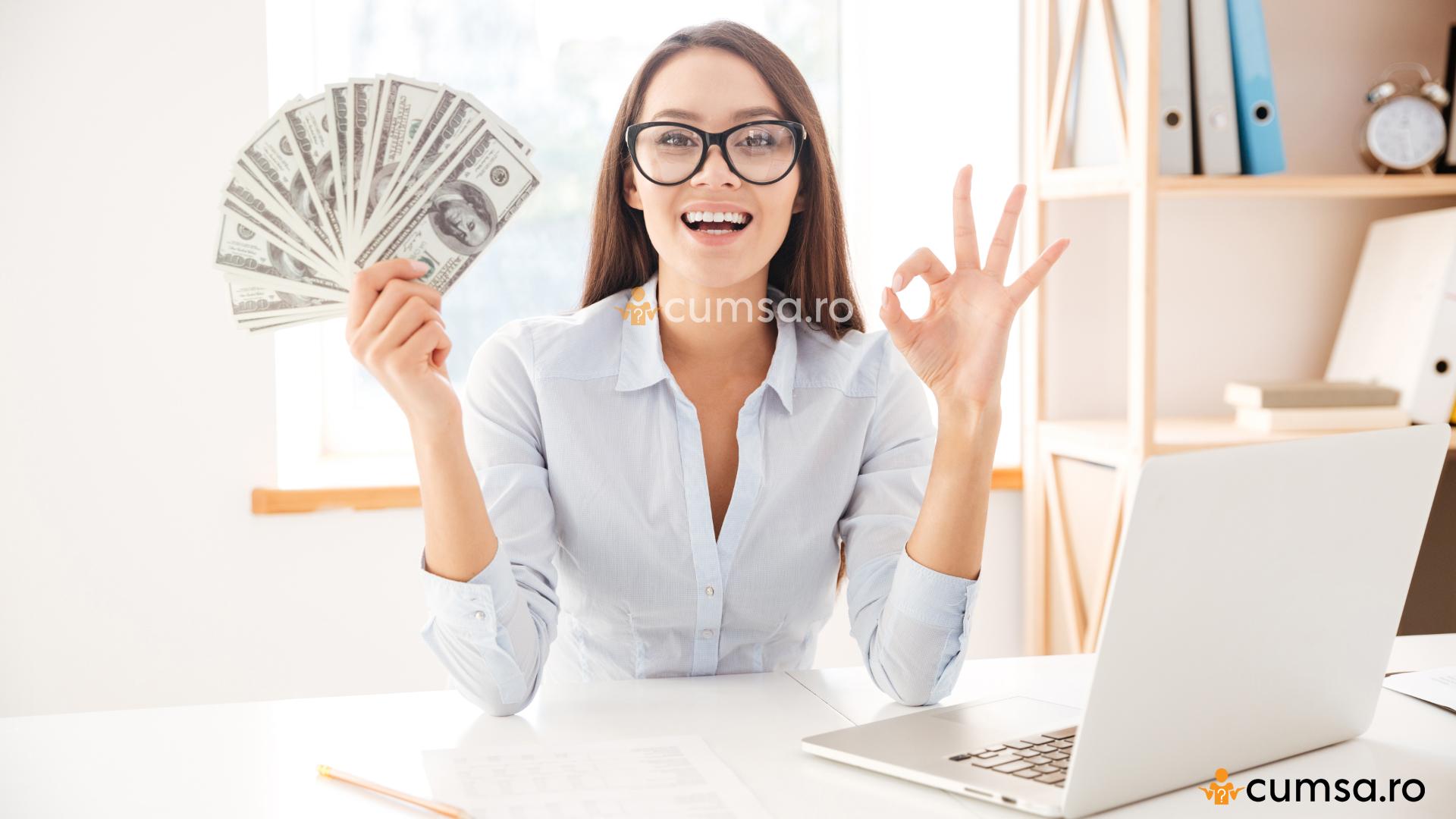 exemple despre cât de ușor este să câștigi bani
