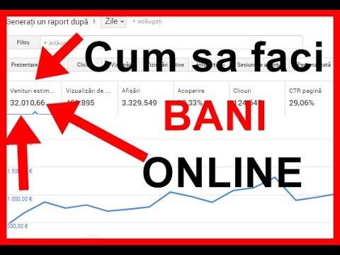 faceți bani online fără efort