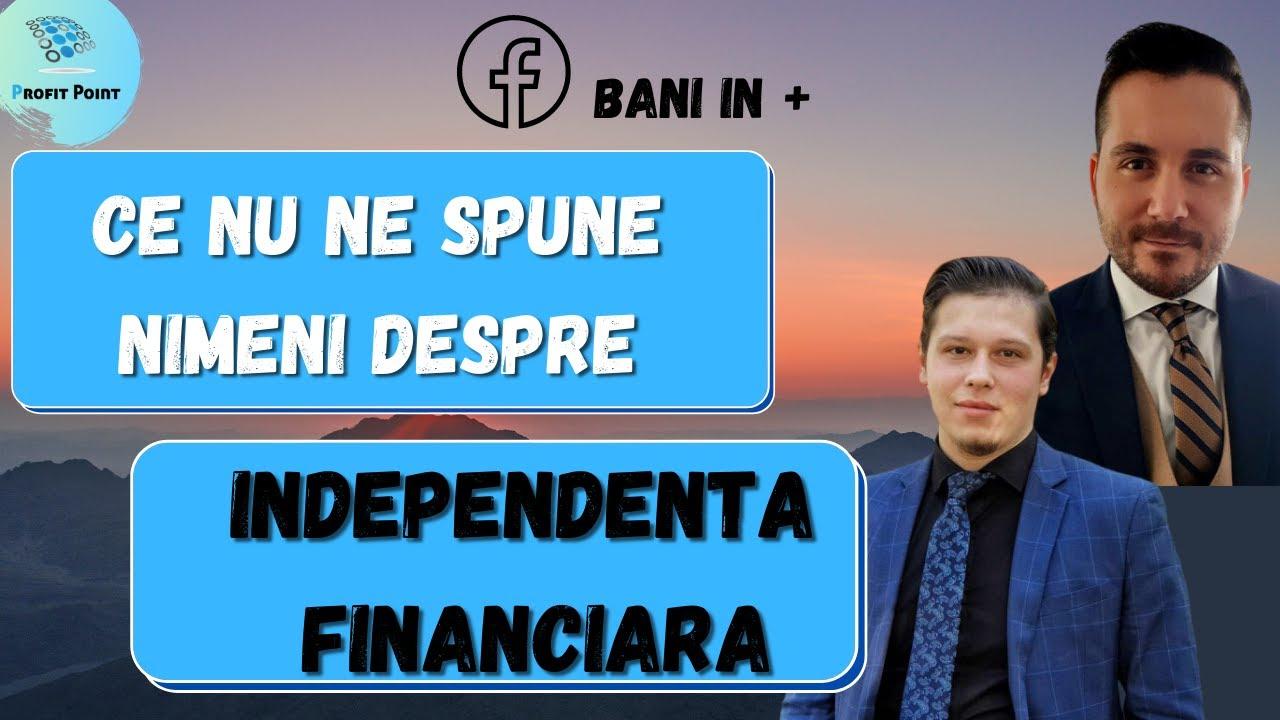 Zece principii pentru independență financiară » Generatia I