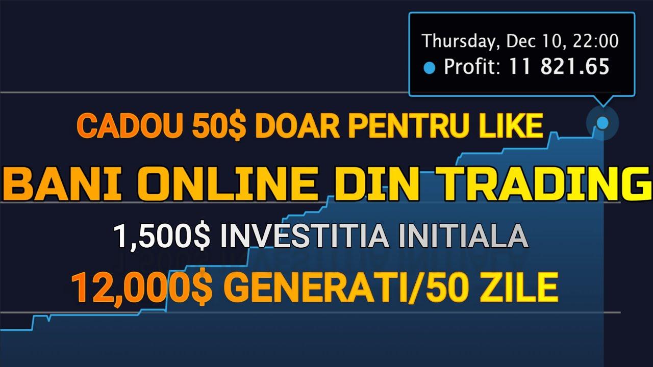 câștiguri reale pe internet cu plată zilnică