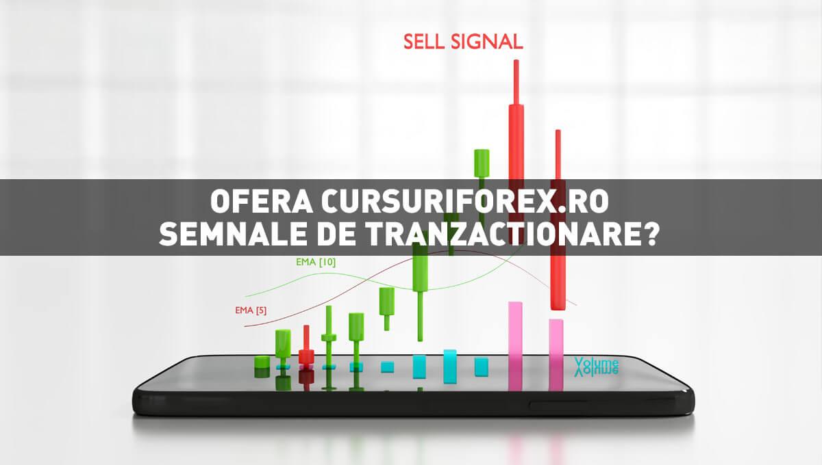 semnale pentru strategii de tranzacționare