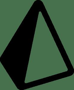 simbol prismă