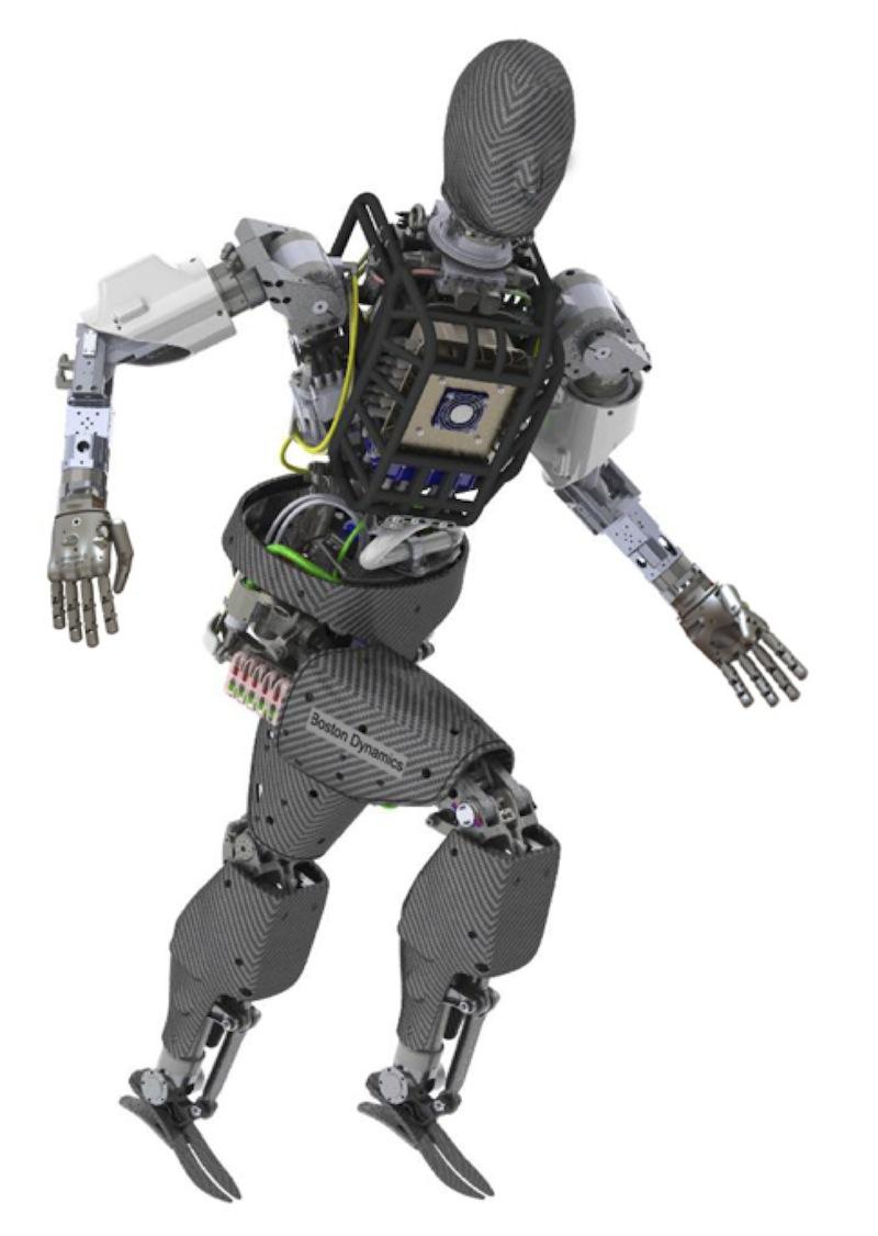 tranzacționând robot într- un pahar