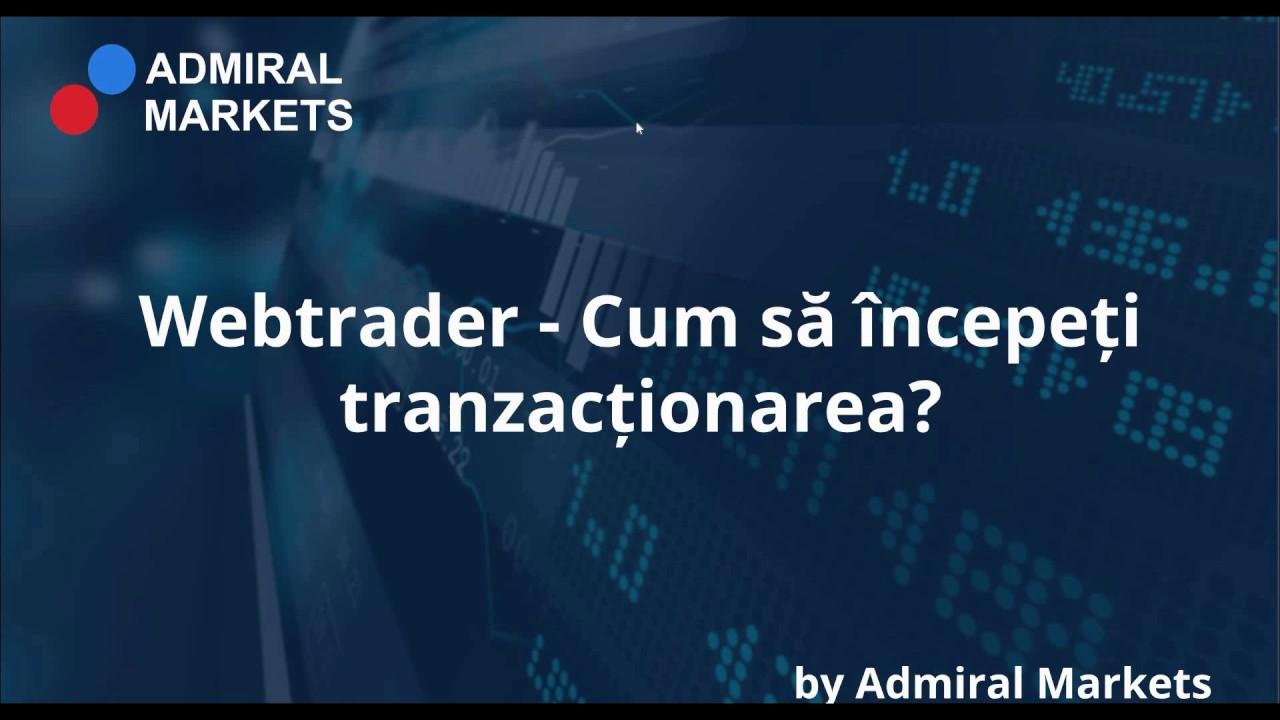 Vreau să trăiesc din tranzacționare