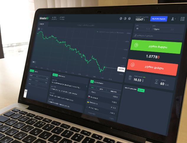 opțiuni rating binar pentru retragerea banilor