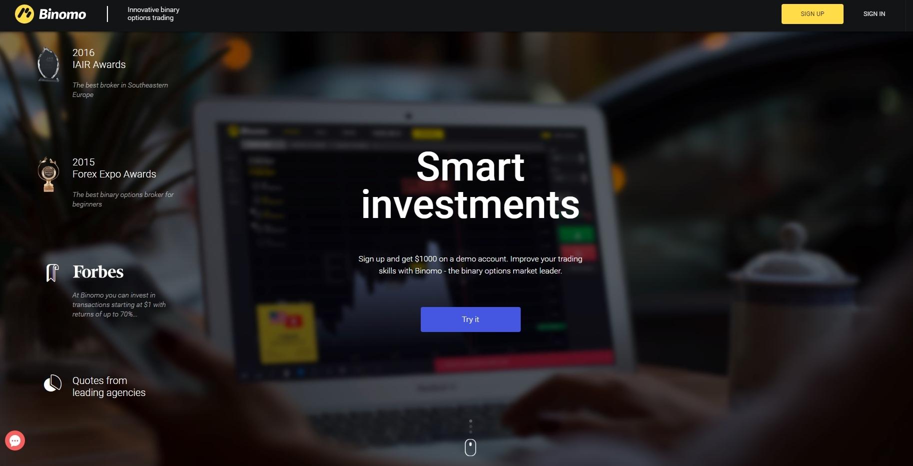 tranzacționarea opțiunilor binomo retragerea instantanee a banilor pe Internet fără investiții