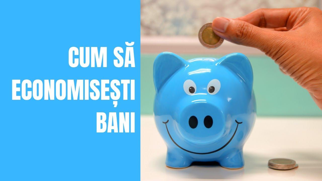 cum să economisiți bani