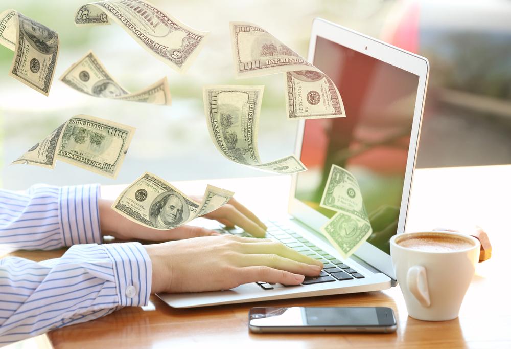 cât vrei să faci bani opțiuni pentru câștigurile de pe internet, fără investiții