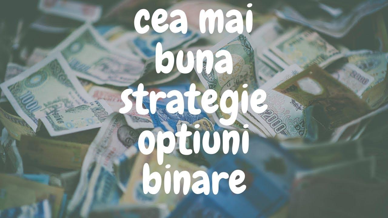 cele mai bune strategii pentru opțiuni binare tranzacționarea opțiunilor binare cu diagrame