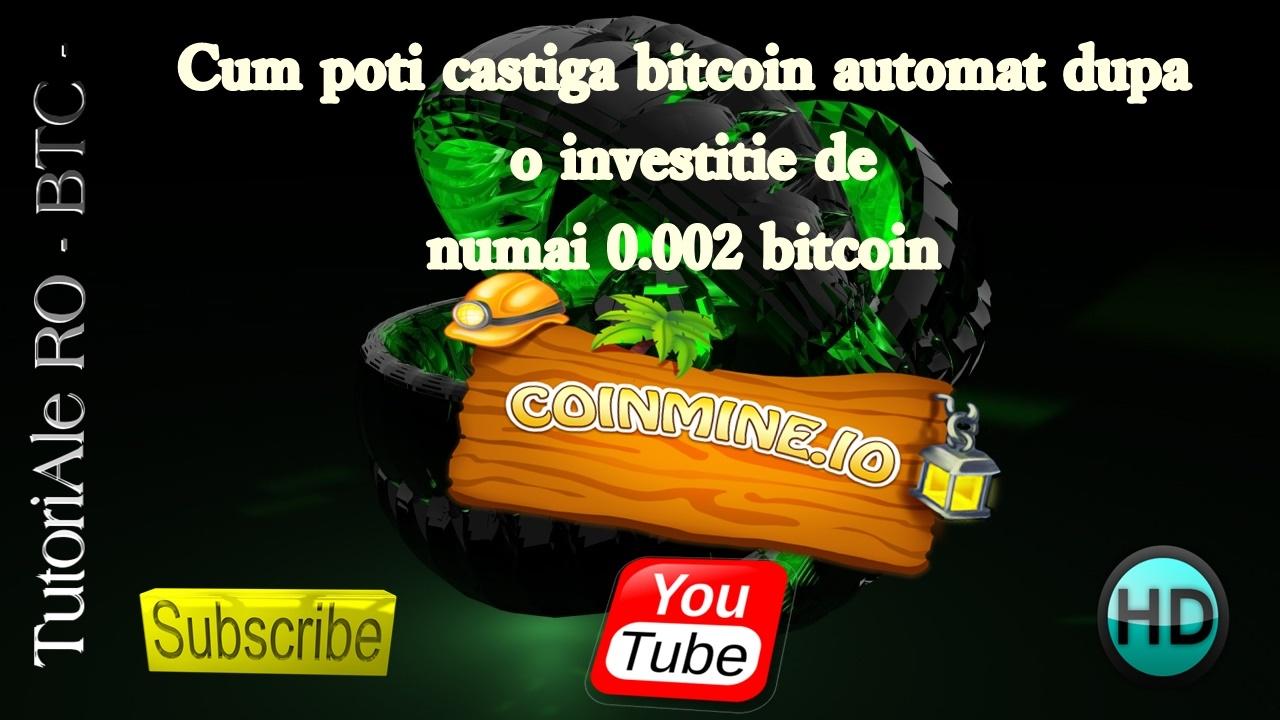 cum și unde puteți câștiga bitcoin