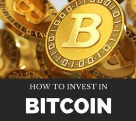 a investi în bitcoin este