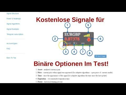 semnale de opțiuni binare algobit tranzacționarea opțiunilor de la niveluri